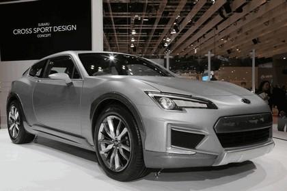 2013 Subaru Cross Sport concept 7