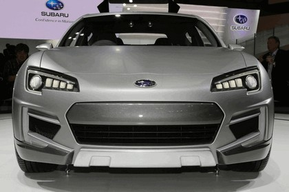 2013 Subaru Cross Sport concept 10