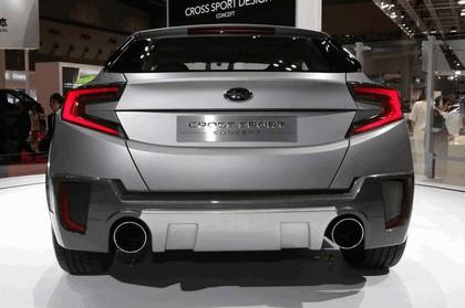 2013 Subaru Cross Sport concept 11