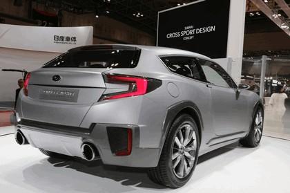 2013 Subaru Cross Sport concept 12