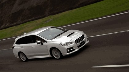 2013 Subaru Levorg concept 5