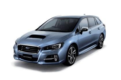 2013 Subaru Levorg concept 8