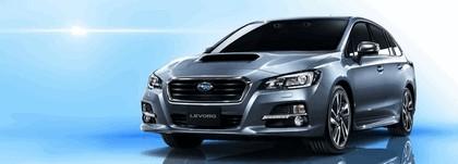 2013 Subaru Levorg concept 10
