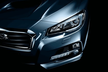2013 Subaru Levorg concept 14