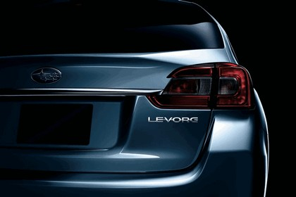 2013 Subaru Levorg concept 15