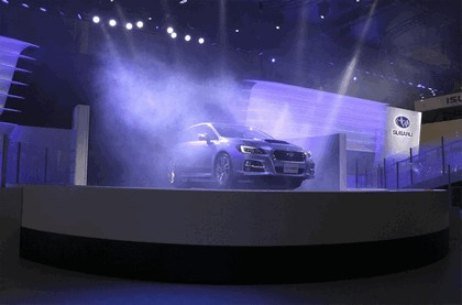 2013 Subaru Levorg concept 19