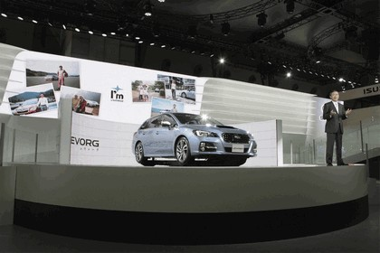 2013 Subaru Levorg concept 20