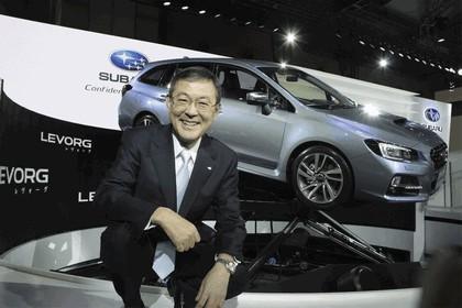 2013 Subaru Levorg concept 21