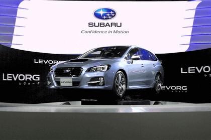 2013 Subaru Levorg concept 22