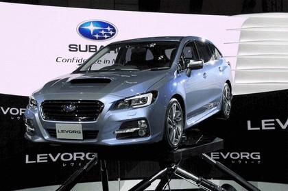 2013 Subaru Levorg concept 24