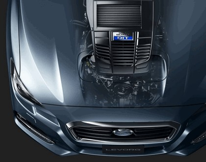 2013 Subaru Levorg concept 28