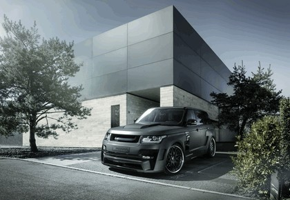2014 Land Rover Range Rover Mystère by Hamann 1