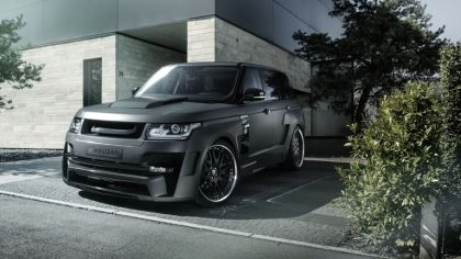 2014 Land Rover Range Rover Mystère by Hamann 5