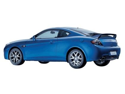 2007 Hyundai Coupe FX chinese version 4