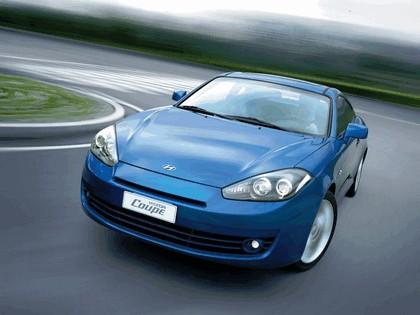 2007 Hyundai Coupe FX chinese version 25
