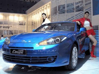 2007 Hyundai Coupe FX chinese version 26