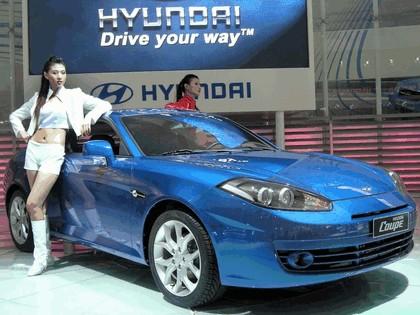 2007 Hyundai Coupe FX chinese version 27