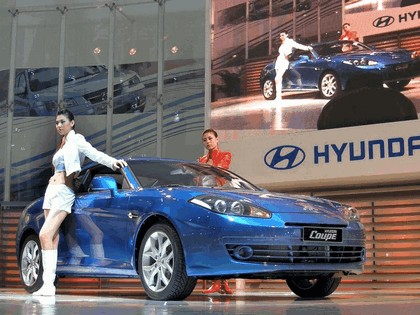 2007 Hyundai Coupe FX chinese version 28