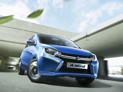 2013 Suzuki A-Wind Blue concept 1