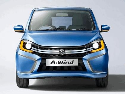 2013 Suzuki A-Wind Blue concept 2