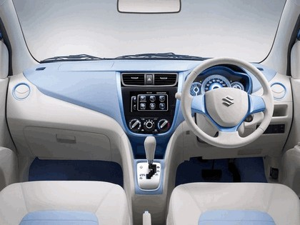 2013 Suzuki A-Wind Blue concept 3