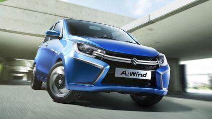 2013 Suzuki A-Wind Blue concept 7