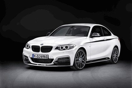 2013 BMW M235i ( F22 ) with M Performance Parts 1