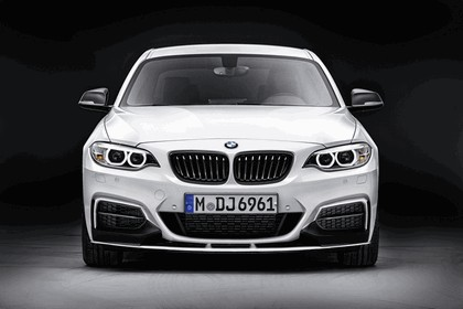2013 BMW M235i ( F22 ) with M Performance Parts 4
