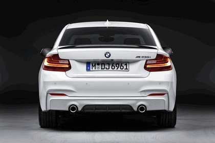 2013 BMW M235i ( F22 ) with M Performance Parts 5