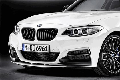 2013 BMW M235i ( F22 ) with M Performance Parts 7