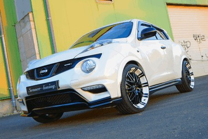 2013 Nissan Juke Nismo White Edition by Senner Tuning 1