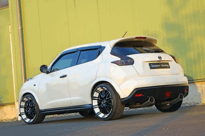 2013 Nissan Juke Nismo White Edition by Senner Tuning 2