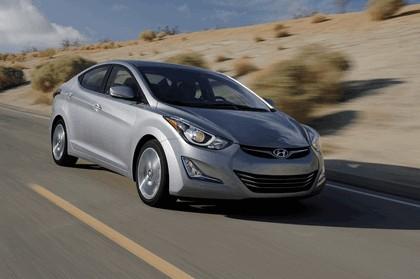 2014 Hyundai Elantra sedan Limited 5