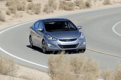 2014 Hyundai Elantra sedan Limited 10