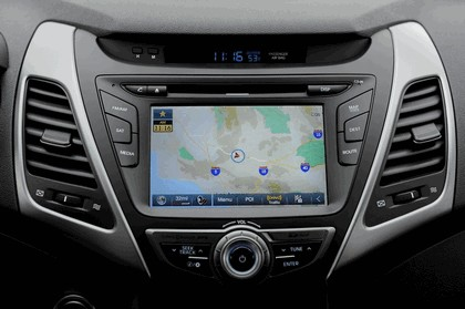 2014 Hyundai Elantra sedan Limited 31