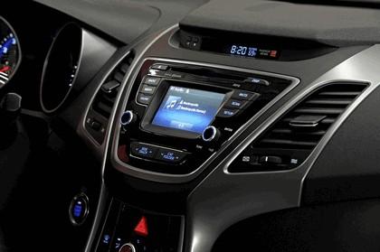 2014 Hyundai Elantra sedan Limited 33
