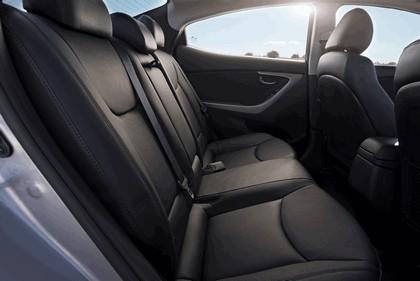 2014 Hyundai Elantra sedan Limited 38