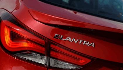 2014 Hyundai Elantra sedan Sport 13