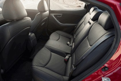 2014 Hyundai Elantra sedan Sport 16