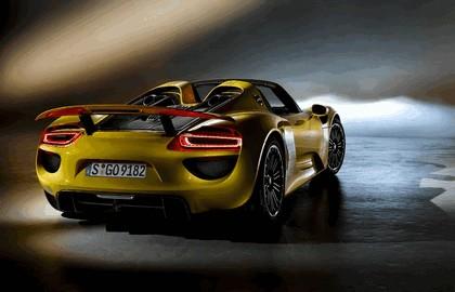 2013 Porsche 918 Spyder - yellow edition 2