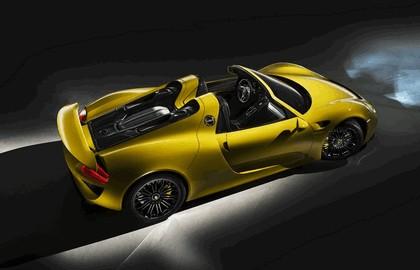 2013 Porsche 918 Spyder - yellow edition 3