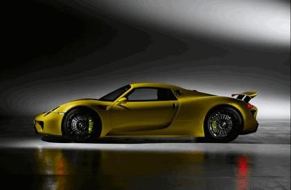 2013 Porsche 918 Spyder - yellow edition 5