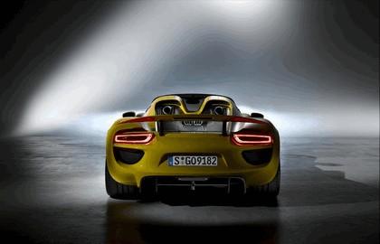 2013 Porsche 918 Spyder - yellow edition 6