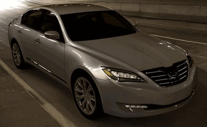 2007 Hyundai Genesis concept 2