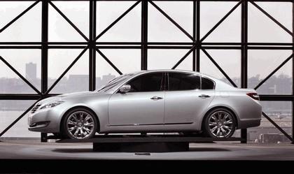 2007 Hyundai Genesis concept 16