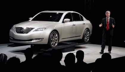 2007 Hyundai Genesis concept 19