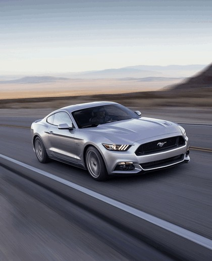 2014 Ford Mustang 3