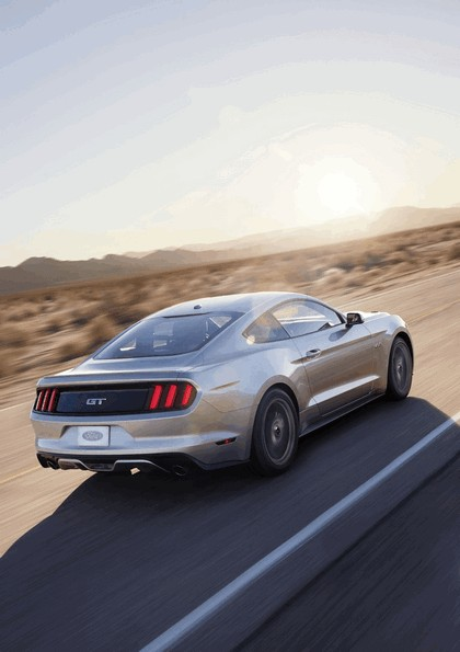 2014 Ford Mustang 4