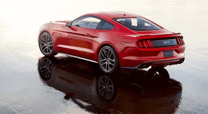 2014 Ford Mustang 12