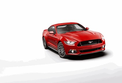 2014 Ford Mustang 16